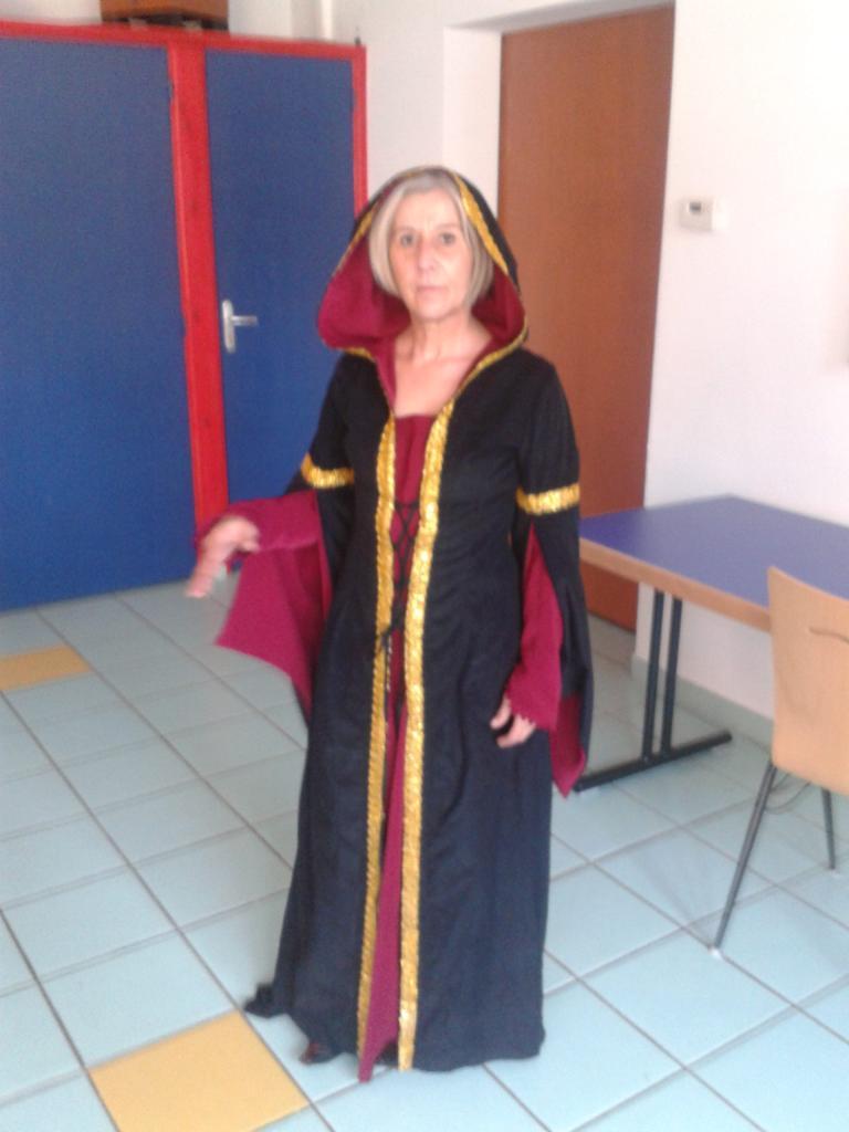 La comtesse d'artois